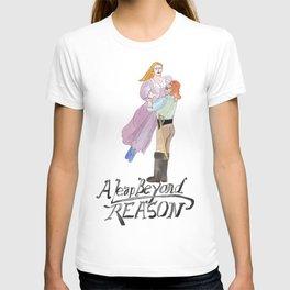 A Leap Beyond Reason T-shirt