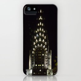 chrysler building 2 iPhone Case