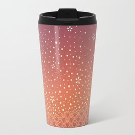Spring Sunset Travel Mug