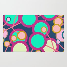 Colorful networks Rug
