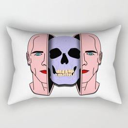 Open Minded Rectangular Pillow