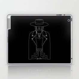 Lady Outlaw Laptop & iPad Skin
