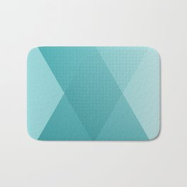 COOL HALFTONE Bath Mat