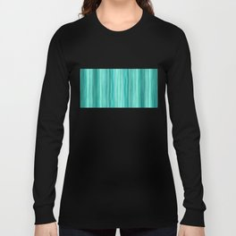 Ambient 5 Teal Long Sleeve T-shirt