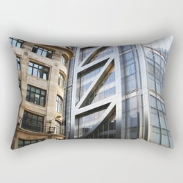 Old New Rectangular Pillow
