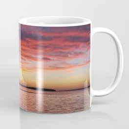 Fiery Afterglow Coffee Mug