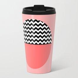 Moiety Pink Travel Mug