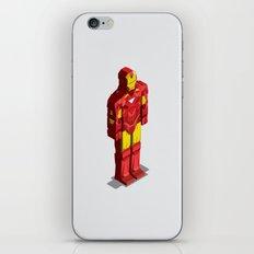 Ironman - Isometric Heroes iPhone & iPod Skin