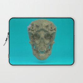 Skull Coral Reef Laptop Sleeve