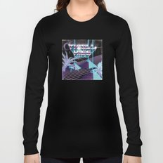 Thrillkiss Laser Pyramids Long Sleeve T-shirt