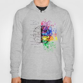 Conjoined Dichotomy Hoody