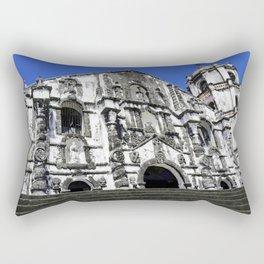 Our Lady of the Gate Parish Church Rectangular Pillow