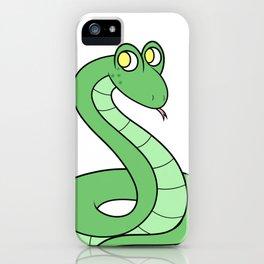 Sneeky Snek iPhone Case