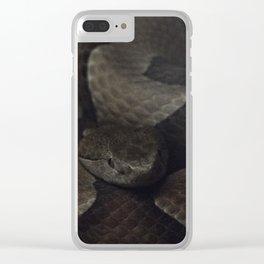 Viper Clear iPhone Case