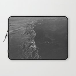The Water (Black and White) Laptop Sleeve