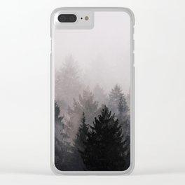 Darkside Clear iPhone Case