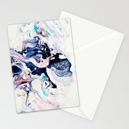 Paint Puddle #07 Stationery Cards