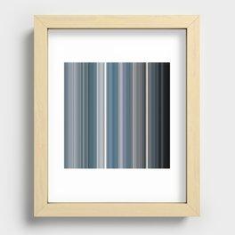 Scanline   Ocean 100 Recessed Framed Print
