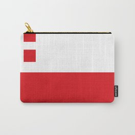 Utrecht region flag Netherlands province Carry-All Pouch