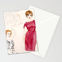 Joan Holloway Stationery Cards