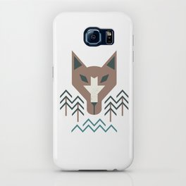 The Wolf For The Trees iPhone Case