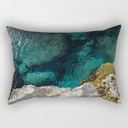 Cyprus Sea III Rectangular Pillow