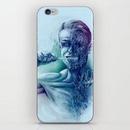 Hygienic Zombie iPhone Skin