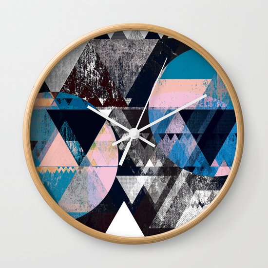 Graphic 4 Z Wall Clock