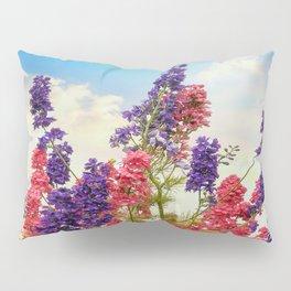 Delphiniums Pillow Sham