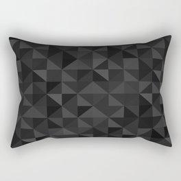 Low Polly Rectangular Pillow