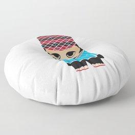 Nepali gurkha Floor Pillow