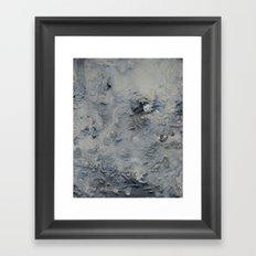 Moon-like  Framed Art Print