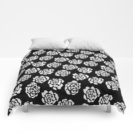 Roses pattern II Comforters