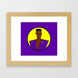 Grace Jones Framed Art Print