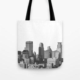 Minneapolis Minnesota Tote Bag