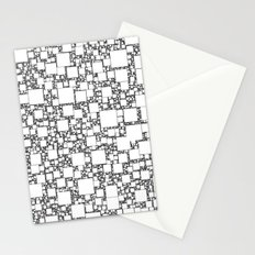 Post It White Stationery Cards