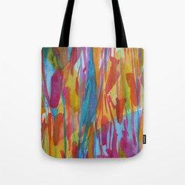 Petal Play Tote Bag