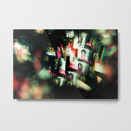 PERSPECTIVE #3 (TIME SQUARE) Metal Print