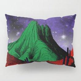 Painting in the Dark Pillow Sham