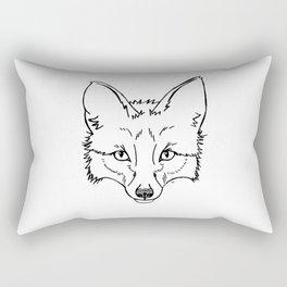The Original Fox Rectangular Pillow