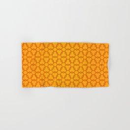 Geometric Pattern Hand & Bath Towel