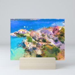 Memories of Greece Mini Art Print