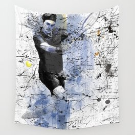 Game, Set, Match Wall Tapestry