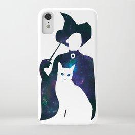 Minerva and Cat iPhone Case