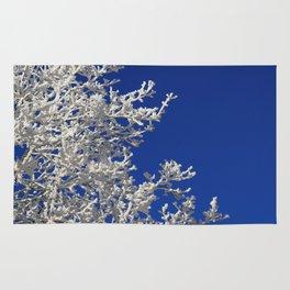 Frosty Rug