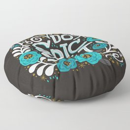 Sh*t People Say: Do Epic Shit Floor Pillow