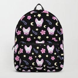 Sakura Cat Backpack