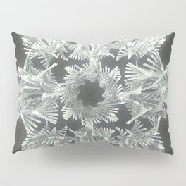 A Winged Debacle Pillow Sham