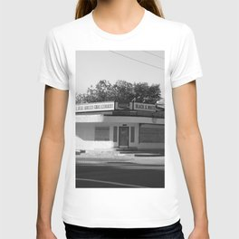 Black and White Grocery 1 T-shirt