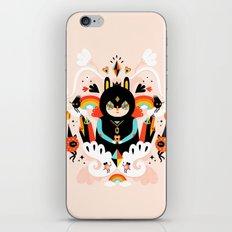 Rainbow Queen iPhone Skin